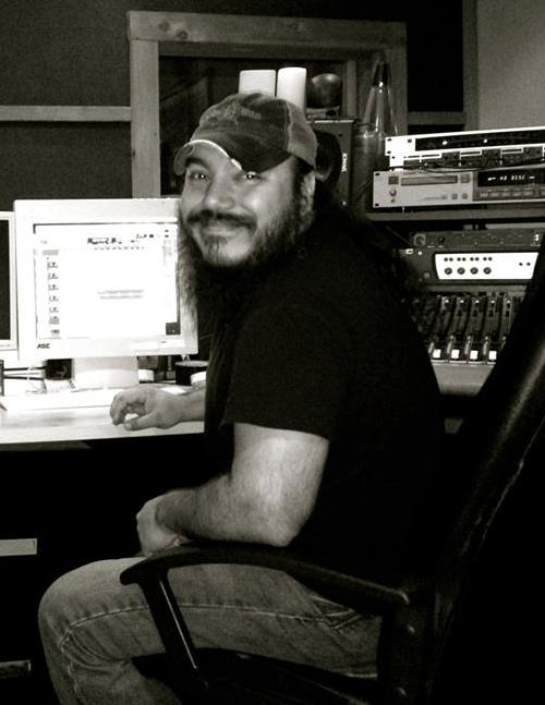 tim in studio image